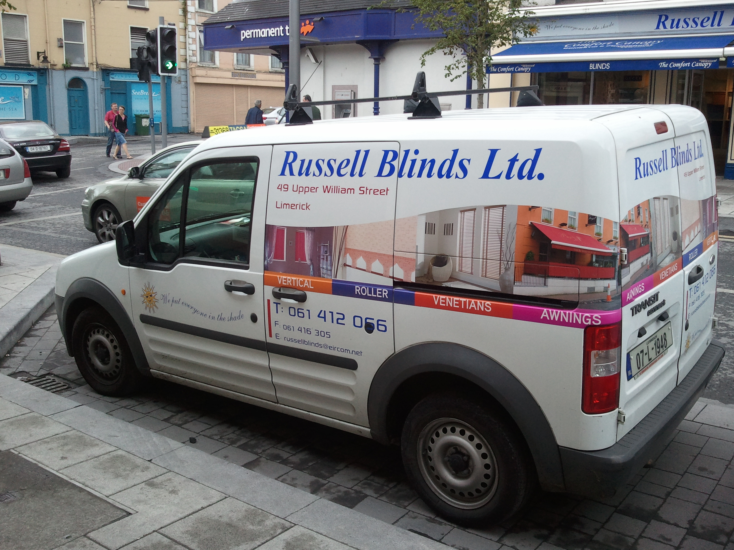 ... introduced in Ireland we have had to expand our knowledge even more so that providing retractable roofs and awnings in Bars Cafes and restaurants has ... & About Us : Limerick Blinds. Canopies awnings blinds in Ireland